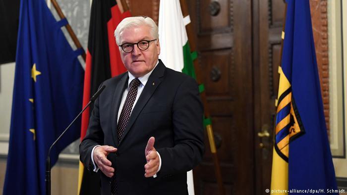 الرئيس الألماني: العنف السياسي يشكل خطرا على ديمقراطيتنا