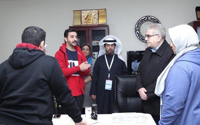 صقر الملا: 1000 مشارك في تنظيم انتخابات الأندية