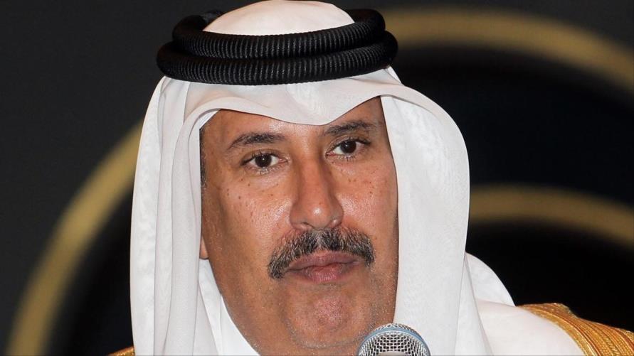 حديث ناري الليلة لرئيس الوزراء القطري حمد بن جاسم