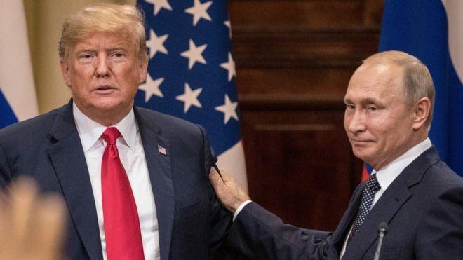 «نيويورك تايمز»: «إف بي آي» يحقق في ما إذا كان ترامب يعمل لحساب روسيا