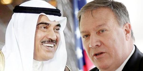 وزير الخارجية الأمريكي يجدد تطلعه لزيارة الكويت
