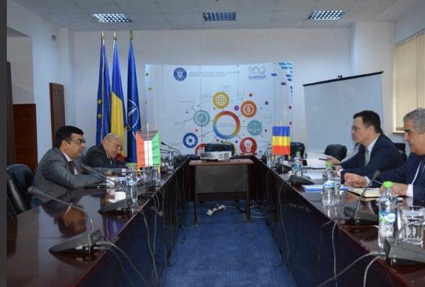 الكويت تبحث مع رومانيا موعد لجنة التعاون الاقتصادي الوزارية