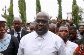 المحكمة الدستورية في الكونغو تعلن فوز تشيسكيدي بانتخابات الرئاسة