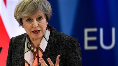 بريطانيا: ماي تسعى إلى اتفاق مع ايرلندا حول بريكست