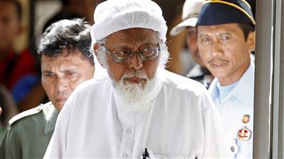 إندونيسيا تطلق سراح العقل المدبر لتفجيرات بالي