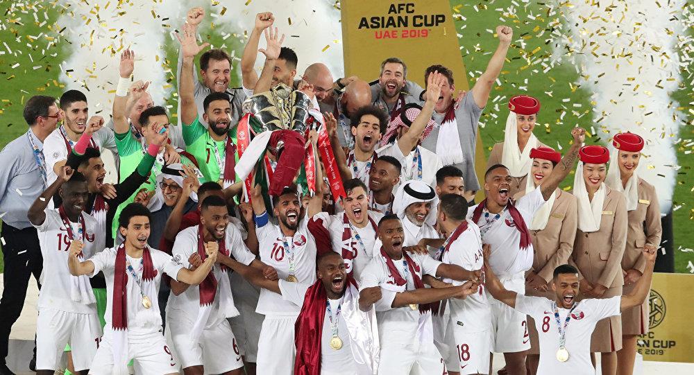قطر تقفز 38 مركزا في تصنيف «فيفا» بعد الفوز بكأس آسيا