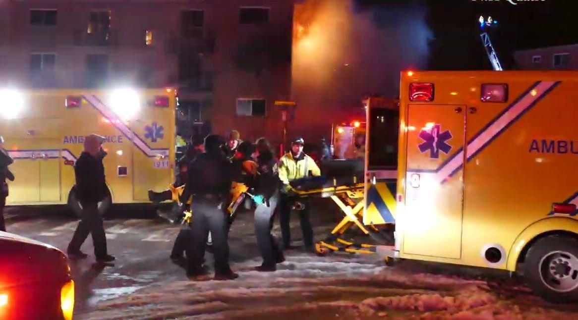 كندا : مقتل 3 وإصابة 11 شخصا في حريق مبنى سكني