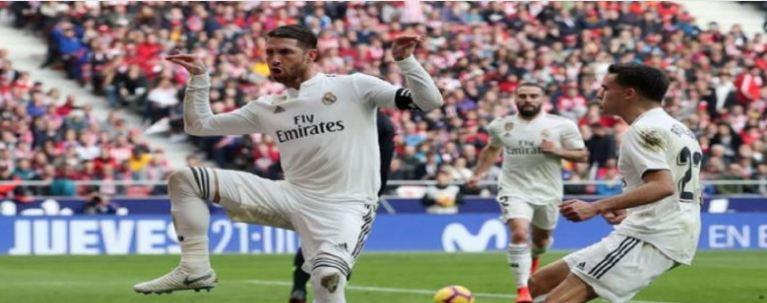 ريال مدريد ينتزع وصافة الليغا