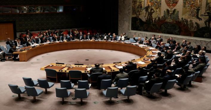 مشروع قرار أميركي في مجلس الأمن يدعو لتنظيم انتخابات رئاسية في فنزويلا