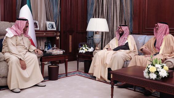 نائب رئيس الحرس الوطني : فرصة لإطلاع الجيل الحالي من أبناء  الكويت على ما قدمه الملك فهد