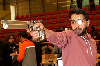 منتخبنا الوطني يحصد ميداليتين بانطلاق بطولة سمو الأمير الدولية الثامنة للرماية