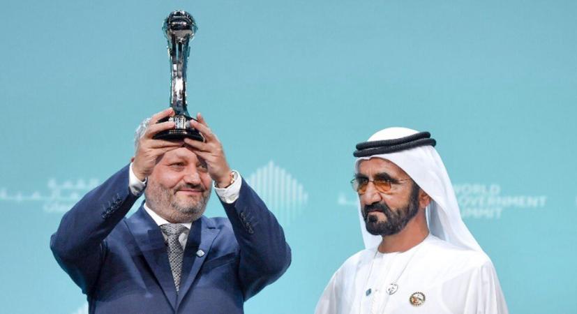 وزير الصحة الأفغاني يفوز بجائزة أفضل وزير في العالم