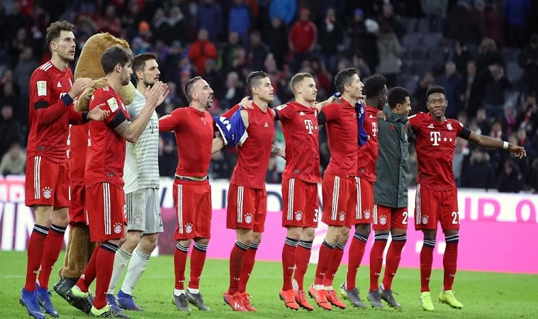 قرعة ربع نهائي كأس ألمانيا.. مواجهة سهلة لبايرن ميونيخ