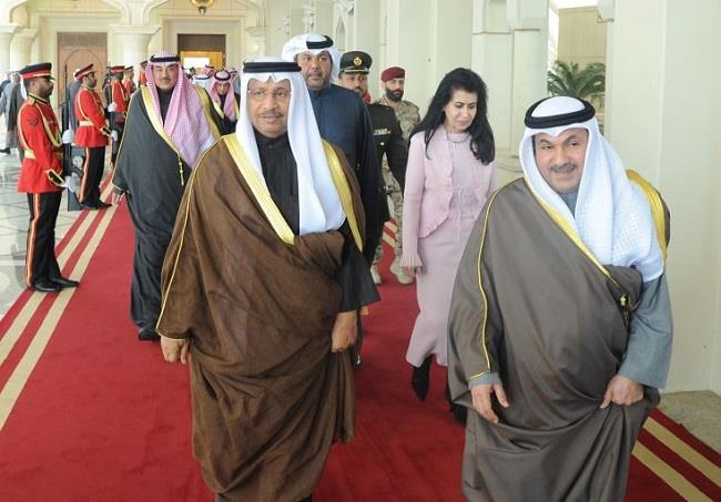 سمو رئيس الوزراء يصل إلى الأردن في زيارة رسمية