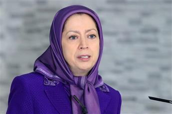 المعارضة مريم رجوي: أوشكنا على الإطاحة بالنظام الإيراني