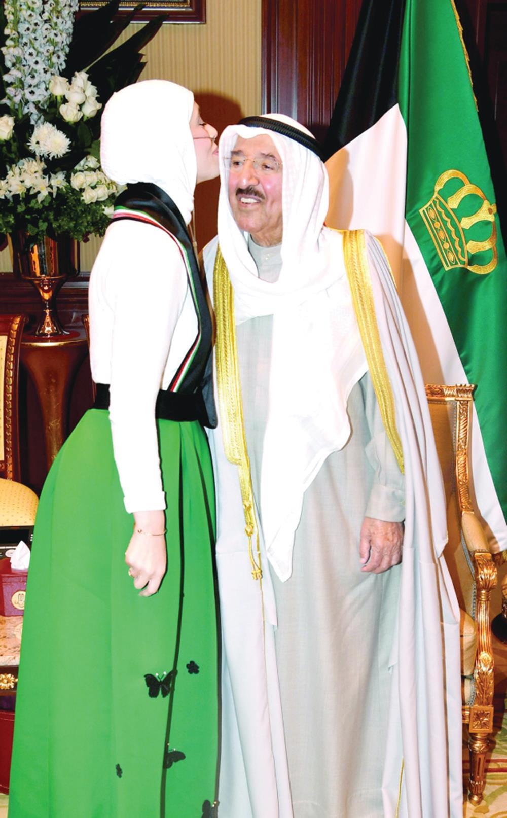شيماء لـ «الراي»: من ابتسامة الأمير أستمدّ التفاؤل و80 دقيقة مع بابا صباح... تسوى العمر كله