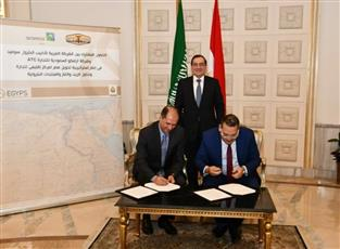 «أرامكو» و«سوميد» توقعان عقدين لتخزين السولار والمازوت بمصر
