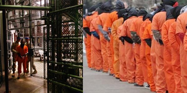 سجناء سابقون في غوانتانامو ضمن وفد «طالبان» لمحادثات السلام مع واشنطن