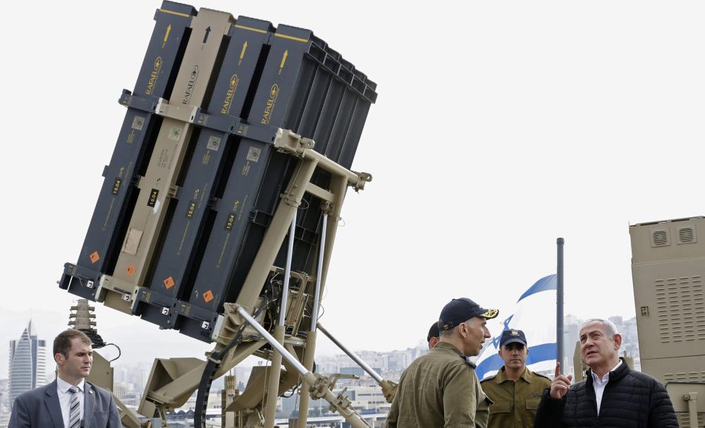 نتنياهو يحذر إيران: صواريخنا تقطع مسافات طويلة