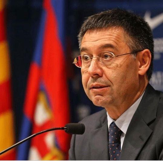 رئيس برشلونة: يجب إقامة ثلاث مباريات في الدوري الاسباني خارج البلاد