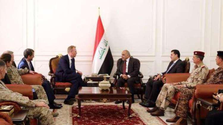 رئيس وزراء العراق: لن نقبل بوجود أي قواعد أجنبية على أراضينا