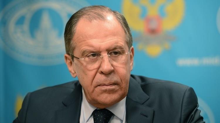 وزير الخارجية الروسي يتهم واشنطن بالسعي لتقسيم سورية