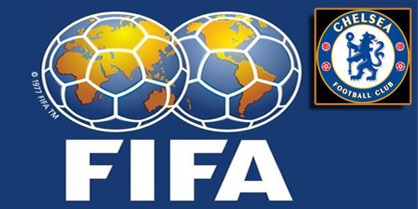 «فيفا» يمنع تشيلسي من ضم لاعبين جدد خلال فترتين مقبلتين للانتقالات