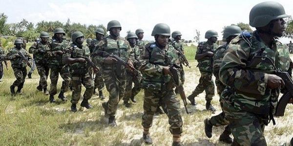 500 عسكري تشادي يدخلون نيجيريا لمكافحة «بوكو حرام»