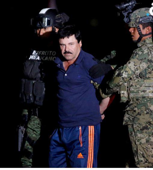 «إل تشابو» يعتزم المطالبة بإعادة محاكمته بسبب هيئة محلفين