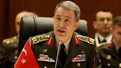 تركيا تحذر من «الفراغ» في سوريا