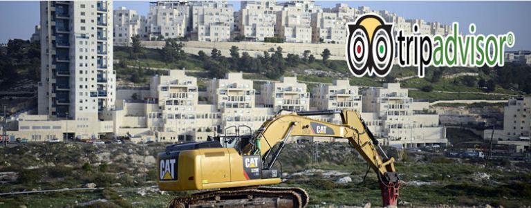العفو الدولية لـ«تريب أدفايزر»: لا تروجوا للسياحة بفلسطين