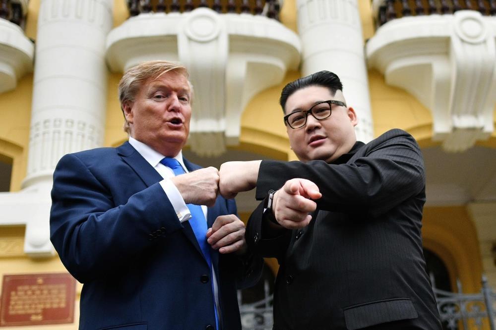 زعيم كوريا الشمالية يبدأ رحلة قطار إلى هانوي لعقد قمة مع ترامب