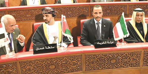الغانم: القضايا العربية في مقدمة أولويات المجموعة الإسلامية