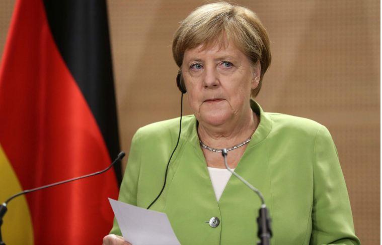 ميركل: مصلحتنا تتطلب خروجا منظما لبريطانيا من «الإتحاد الاوروبي»