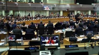 بروكسل تستضيف مؤتمر المانحين لمساعدة السوريين