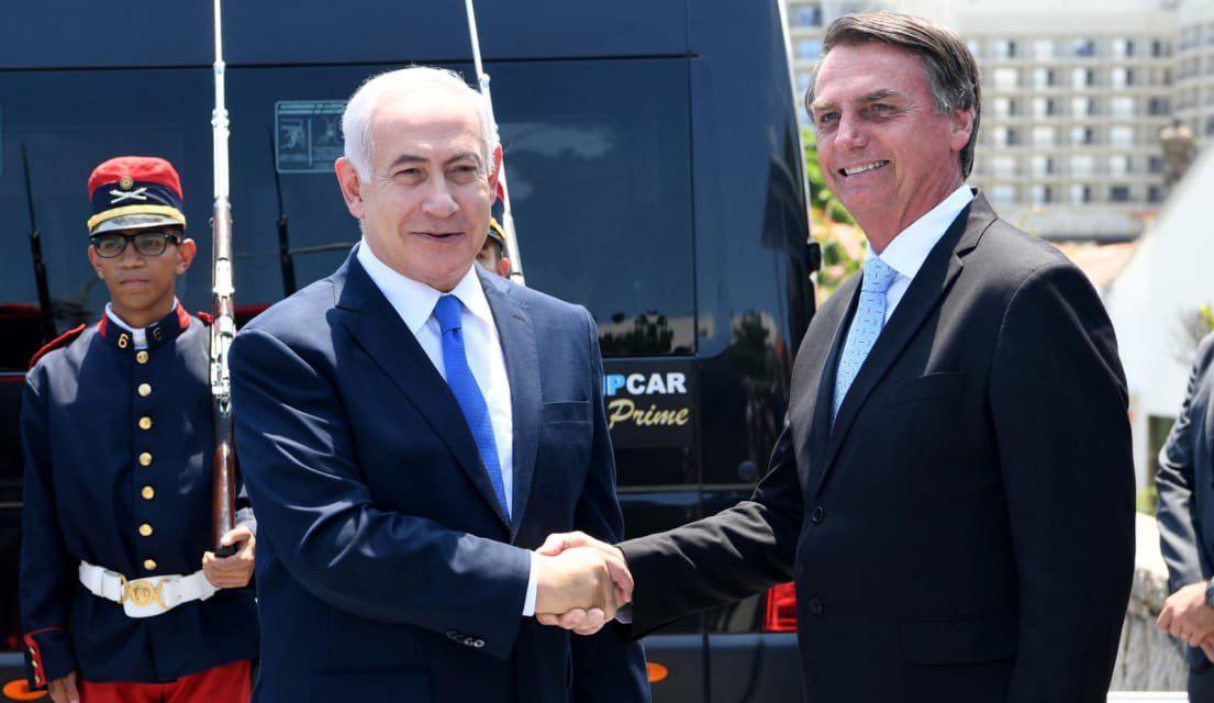 رئيس البرازيل يزور  إسرائيل نهاية الشهر الجاري