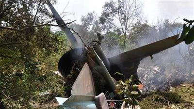 الجزائر.. تحطم طائرة تدريب ومقتل قائدها