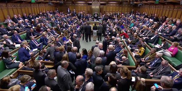 البرلمان البريطاني يرفض إجراء استفتاء ثان حول «بريكست»