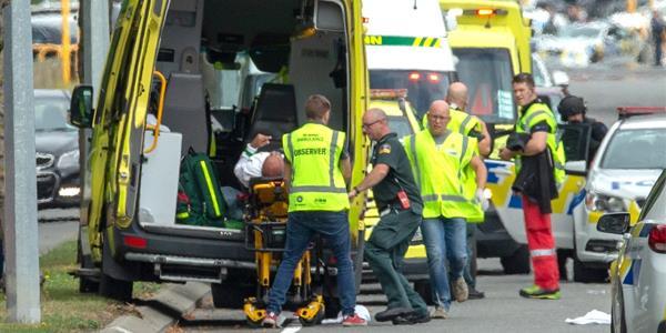 هجومان مسلحان على مسجدين في نيوزيلندا.. والضحايا 49