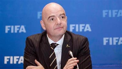 انفانتينو: فيفا أوصى بزيادة عدد منتخبات مونديال قطر إلى 48 منتخبًا