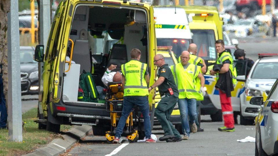 """وفاة السعودي """"رافع السبابة"""" ترفع ضحايا مجزرة نيوزيلندا إلى 50"""