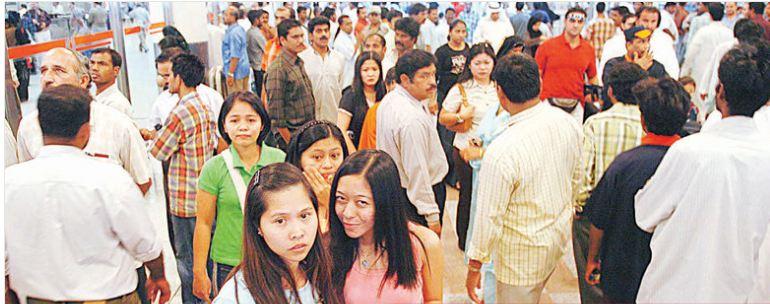 27 ألف فلبينية وفلبيني تركوا البلاد في 9 أشهر