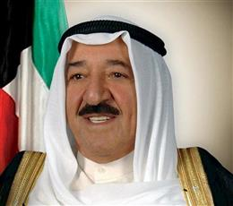 سمو أمير البلاد يهنئ الرئيس عباس بتشكيل الحكومة الفلسطينية الجديدة