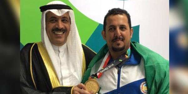 رئيس الرماية يهنئ سمو الأمير بتحقيق التأهل لـ «أولمبياد طوكيو 2020» وذهبيه كأس العالم