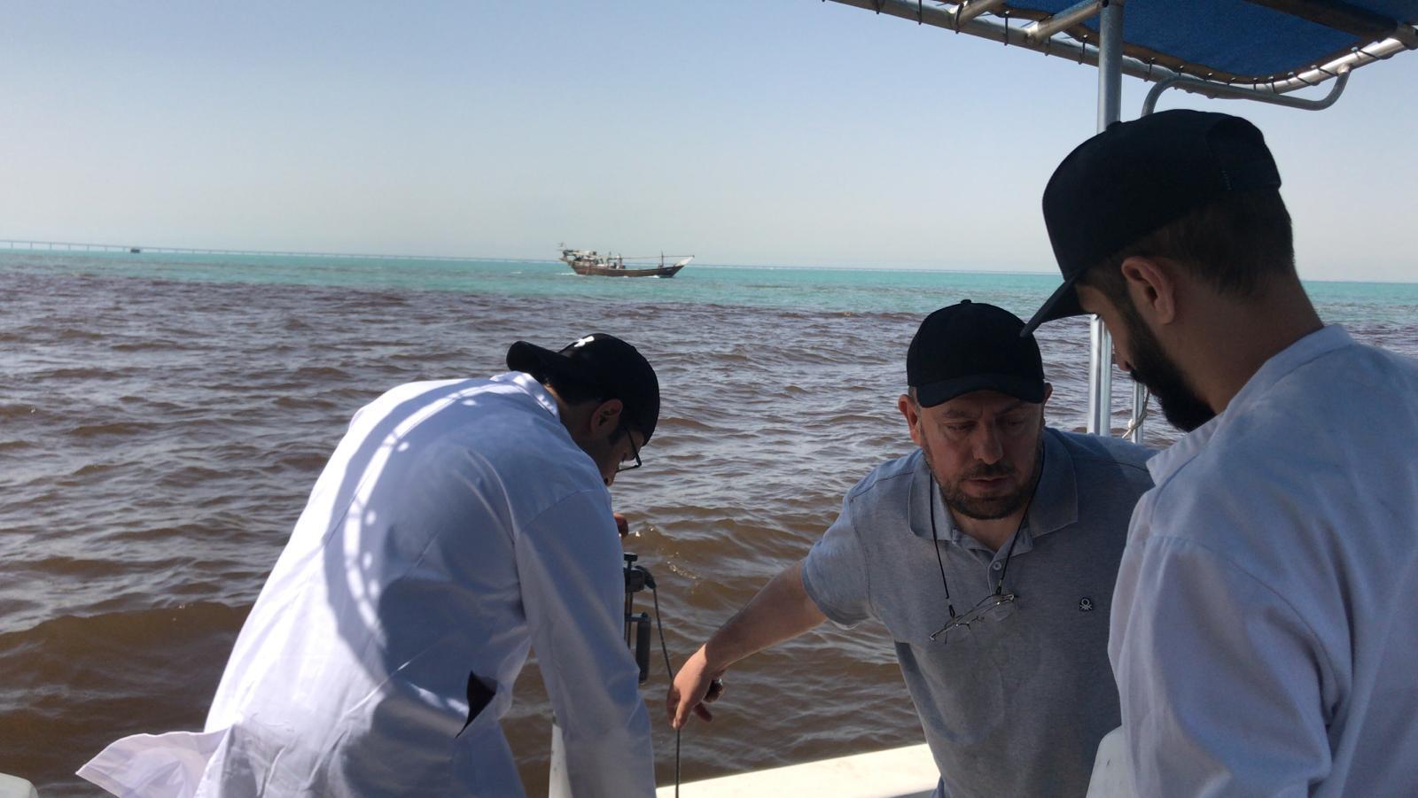 «البيئة»: رصدنا «المد الأحمر» من الجزيرة الخضراء حتى جسر جابر