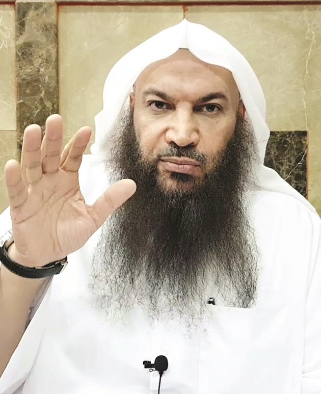 الداعية سالم الطويل مناشداً: كثيرة ومُبالغ فيها 10 ملايين دينار للعفو عن خالد نقا العازمي
