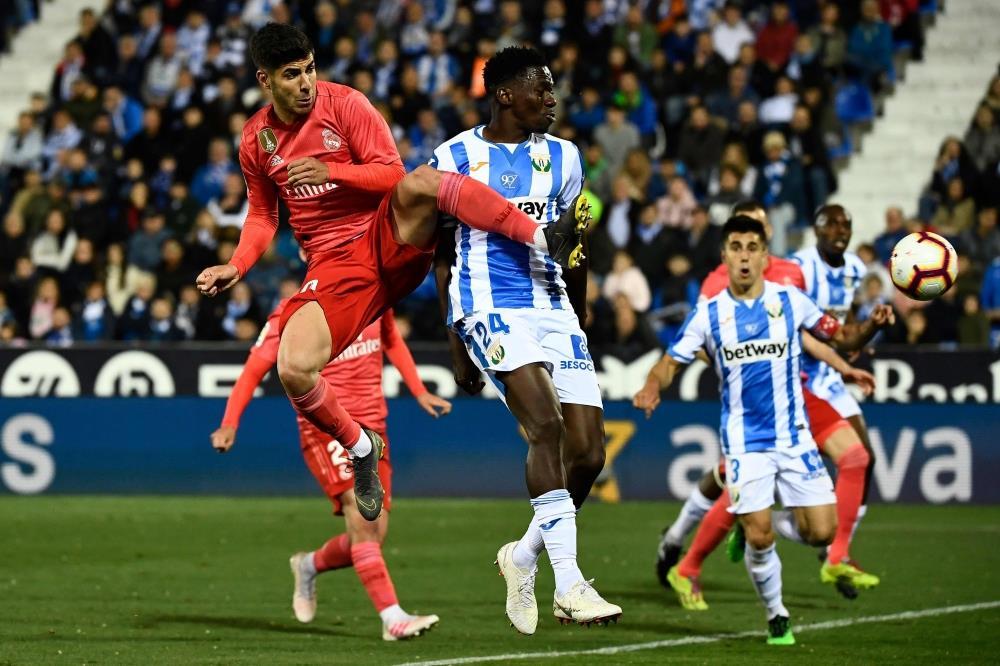 ريال مدريد يواصل عروضه المحبطة بتعادل مع ليغانيس
