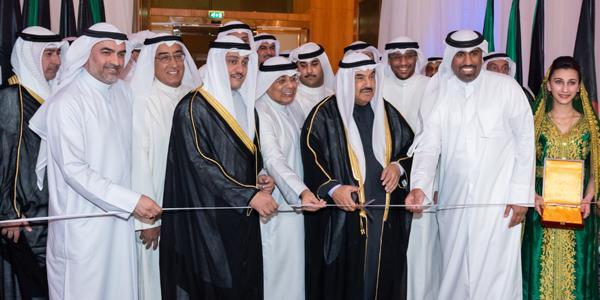 ناصر المحمد: فخورون بالأعمال الجبارة التي يتبناها النادي العلمي
