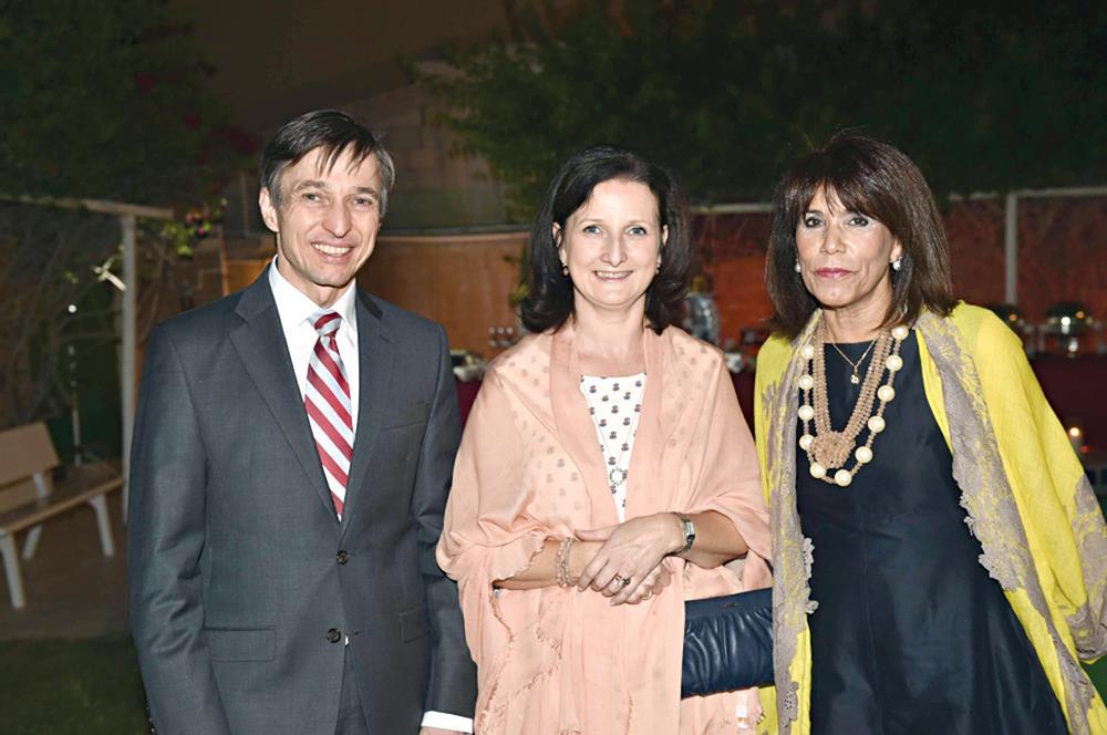 سفير النمسا يُشيد بالتعايش السلمي في الكويت: مجتمع متنوع ومنفتح يتمتع بالتعدد وقبول الاختلافات