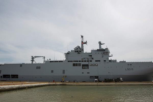 فرنسا تؤكد حقها في «حرية الملاحة» بعد اعتراض الصين إحدى سفنها في مضيق تايوان